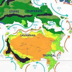 Runeterra Biome Map Concept 2