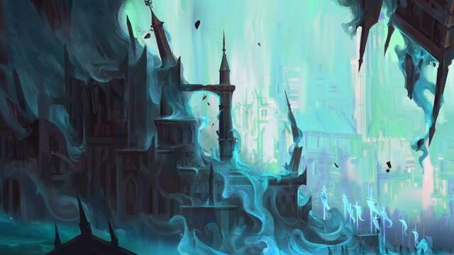 Schatteninseln Mordekaisers Burg
