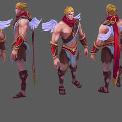 Heartseeker Varus Model