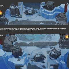 Winter's Claw Arena Concept 4 (by Riot Artist <a href=