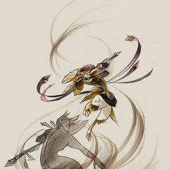 Azir Concept 6 (by Riot Artist <a href=