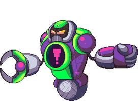 Blitzcrank Schlachtboss- pixel