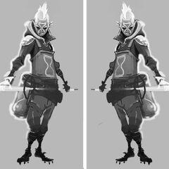 Ekko Concept 16 (by Riot Artist <a href=