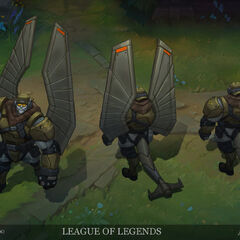 Commando Galio Update Concept 1 (by Riot Artist <a rel=