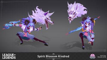Kindred Seelenblumen Model 06