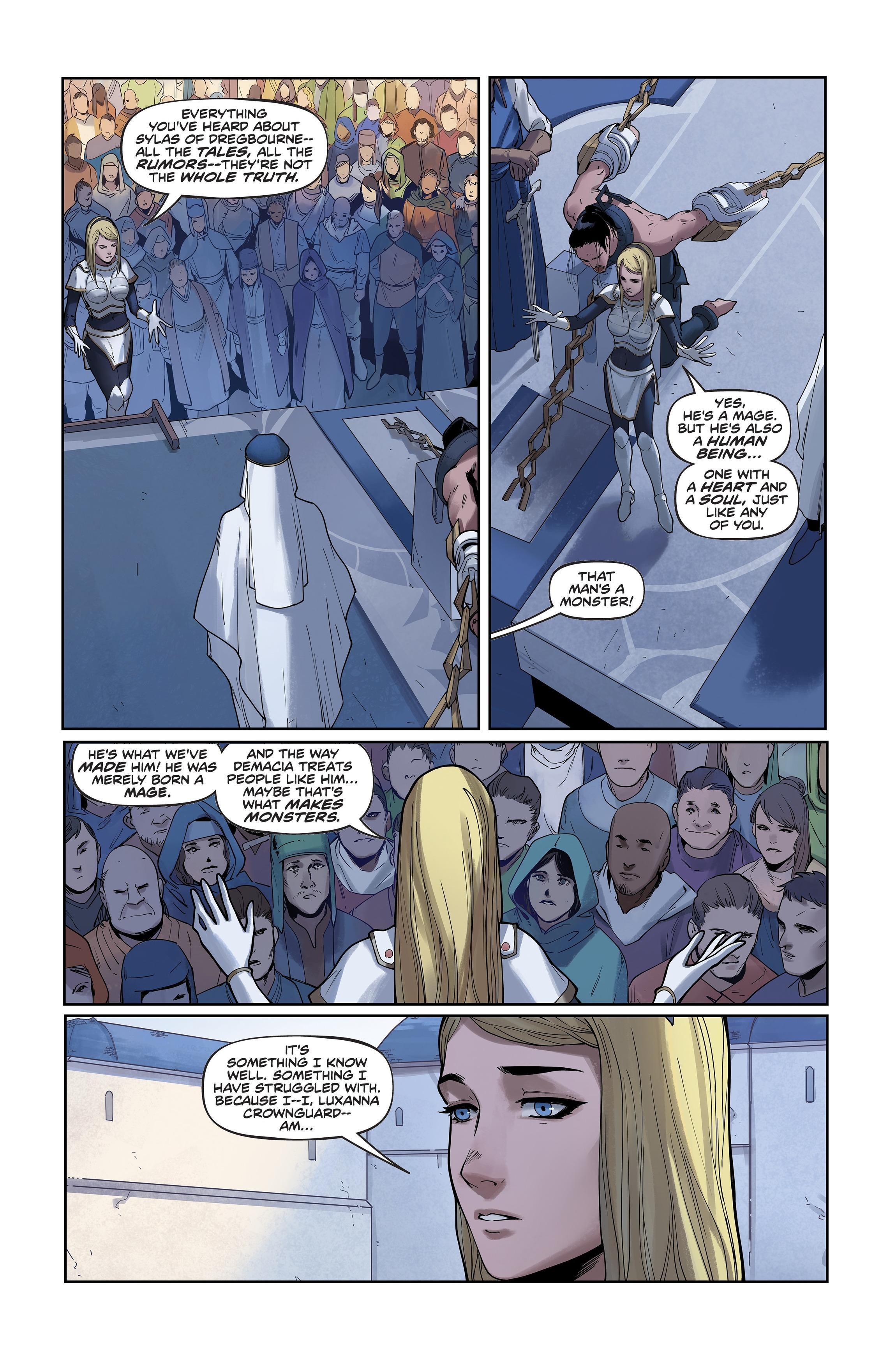 Lux Comic 3 pr07
