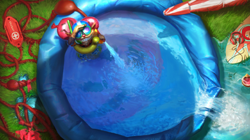 Poolparty- Ziggs Promo