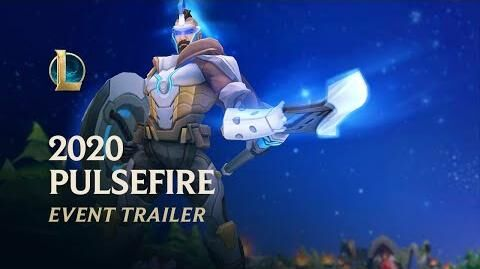 Pulsefire 2020 Official Event Trailer - League of Legends