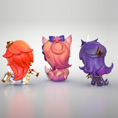 Star Guardian Statue Model 4 (by Riot Artists <a href=
