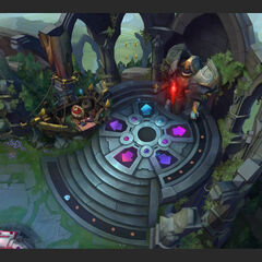 Arcade Turret Concept 6 (by Riot Artist <a rel=