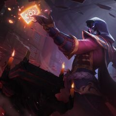 Blood Moon Twisted Fate