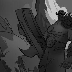 Braum Splash Concept (by Riot Artist <a href=