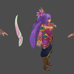 Order of the Lotus Irelia Update Model 1 (by riot Artist <a href=