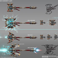 Jayce Concept 2 Concept (by Riot Artist <a href=