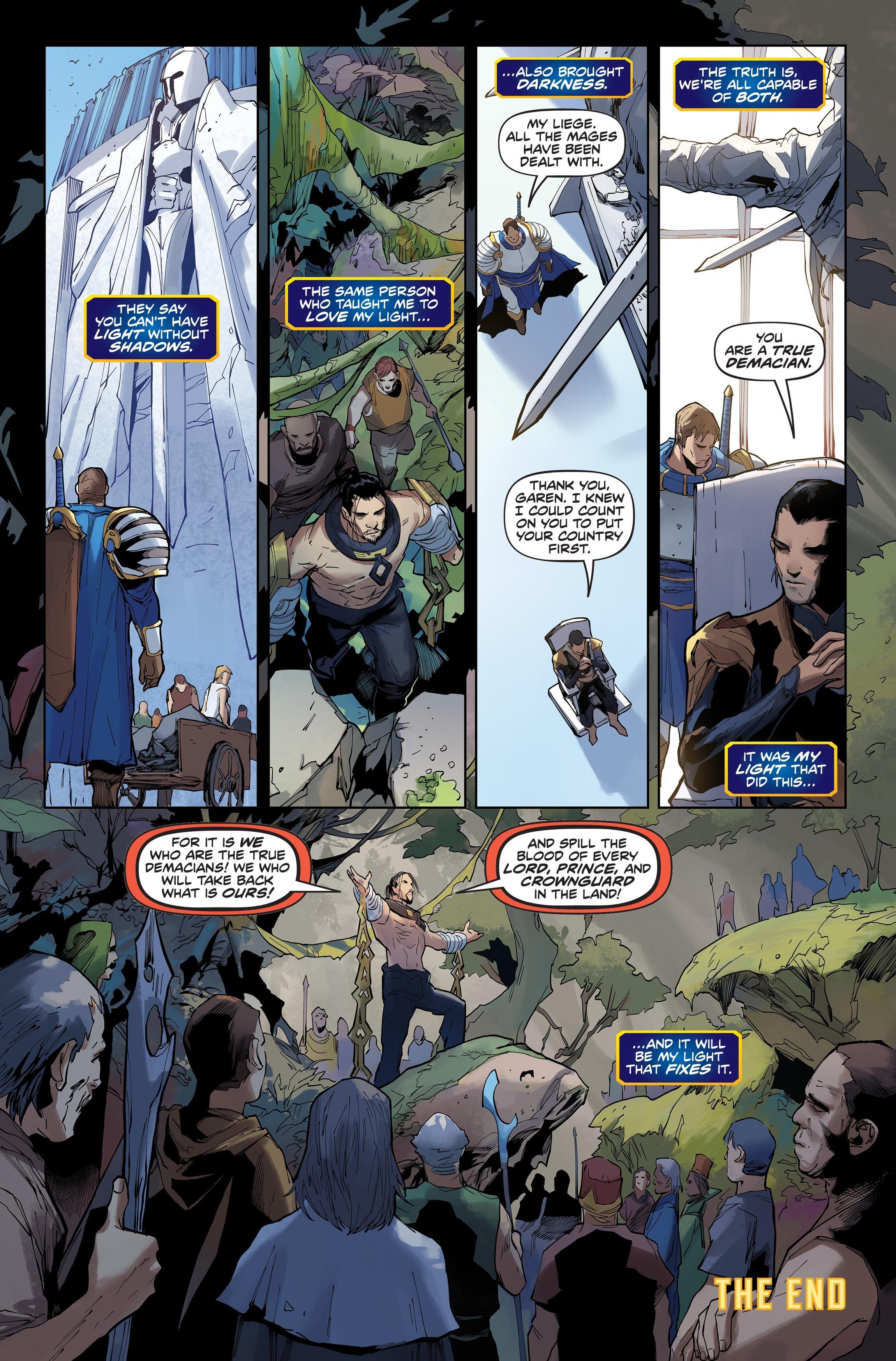 Lux Comic 5 pr21