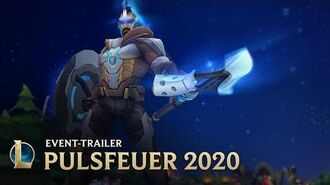 Pulsfeuer 2020 Offizieller Event-Trailer – League of Legends