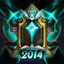 Season 2014 - Solo - Master profileicon