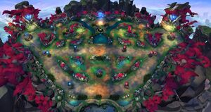 Temple of Lily and Lotus map 02