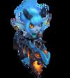 Tristana LittleDemon (Aquamarine)