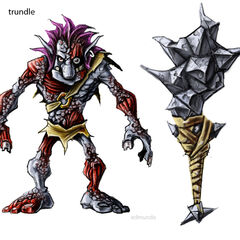 Trundle Concept (by Riot Artist <a href=