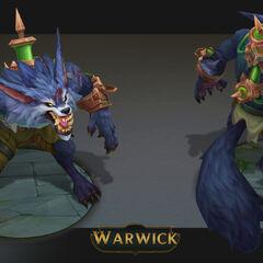 Warwick Update Model 2 (by Riot Artist <a href=