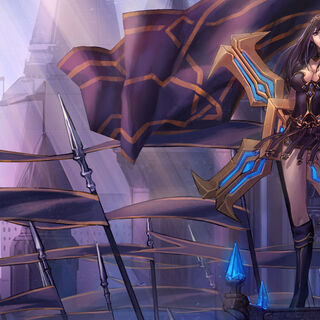 Wojownicza Księżniczka Sivir 2