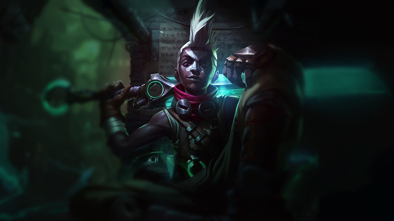 Ekko OriginalCentered