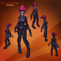 Evelynn Tresorknacker- Model 01