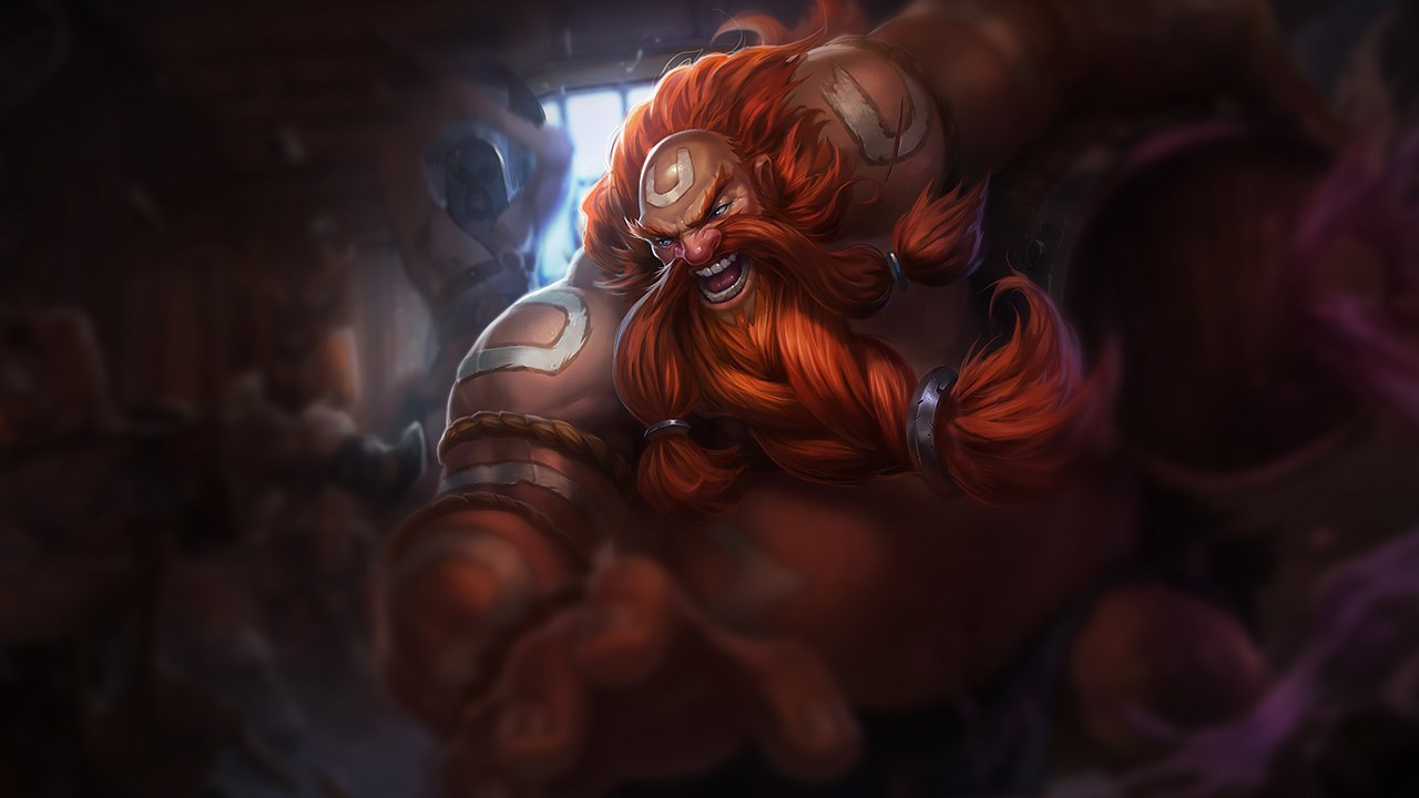 Gragas OriginalCentered