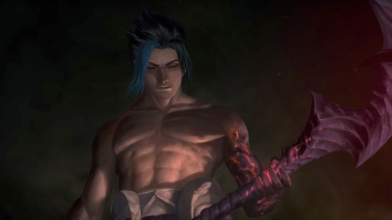 Kayn The Path of Shadows 01