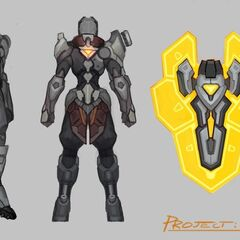PROJECT: Leona Concept (by Riot Artist <a href=