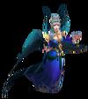 Morgana Majestätische Kaiserin Morgana (Saphir) M