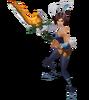 Riven BattleBunny (Sapphire)