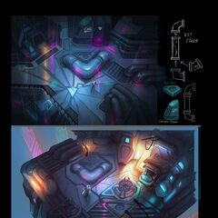 Substructure 43 Concept 9 (by Riot Artist <a rel=