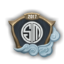 Worlds 2017 Team SoloMid Emote