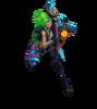 Jinx Odyssee-Jinx (Smaragd) M