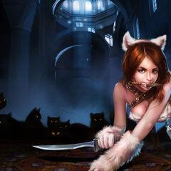 Kitty Cat Katarina (Older)