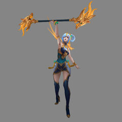 Lunar Empress Lux Model 6 (by Riot Artists <a rel=