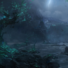 Shadow Isles <a rel=