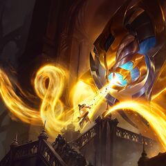 Arclight Vel'Koz Splash Concept (by Riot Artist <a href=