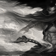 Yasuo Promo 1 (by Riot Artist <a href=