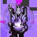 Die Kaiserin Einzigartiger Ewiger Symbol
