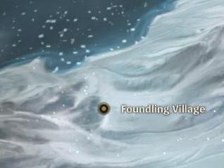 Foundling Village Map