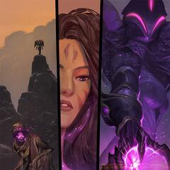 Kai'Sa Breach Concept 16 (by Riot Artist <a rel=