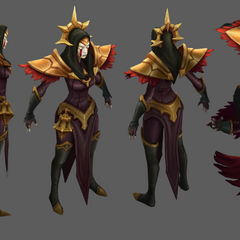 Iron Inquisitor Kayle Model (by Riot Artist <a href=