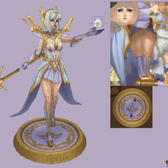 Elementalist Lux Model 1 (by Riot Artist <a href=