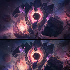 Dark Star Malphite Splash Concept 3 (by Riot Contracted Artist <a href=