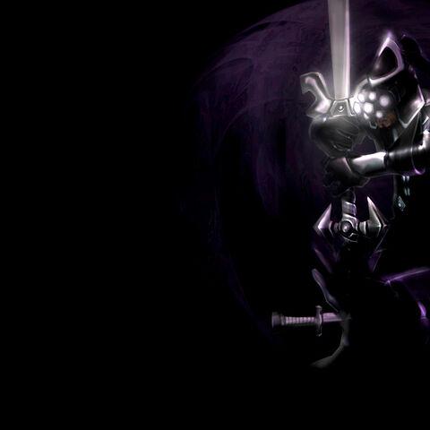 1st Assassin Master Yi splash art