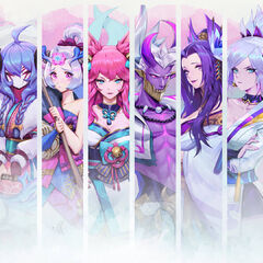 Spirit Blossom 2020 Promo 2 (by Riot Artists <a href=