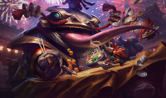 Tahm Kench CoinEmperorSkin